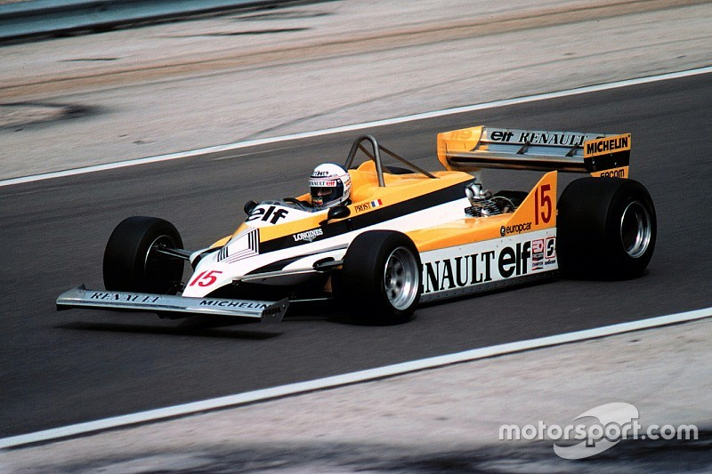 Prost első F1-es győzelme, rögtön a Francia Nagydíjon