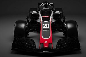 Forma-1 Elemzés A Ferrarin is viszontláthatunk több elemet a Haas autójáról