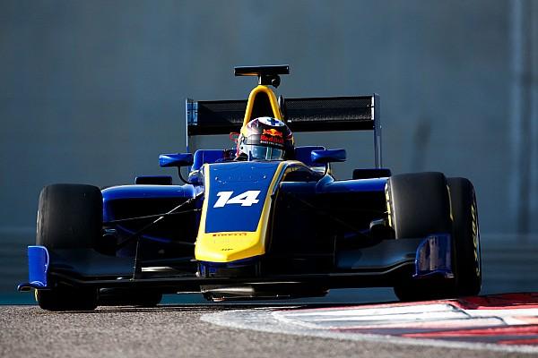 Кари стал быстрейшим во второй день тестов GP3
