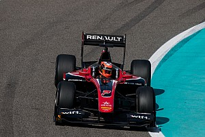 FIA F2 Breaking news Aitken joins ART in F2, retains Renault backing