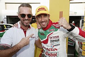 WTCR Motorsport.com hírek Guerrieri és Monteiro is Hondával indul a WTCR-ben