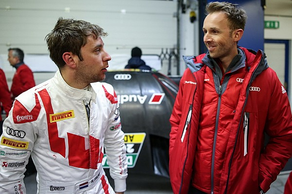 Frijns: Emulating Rast's rookie DTM title not