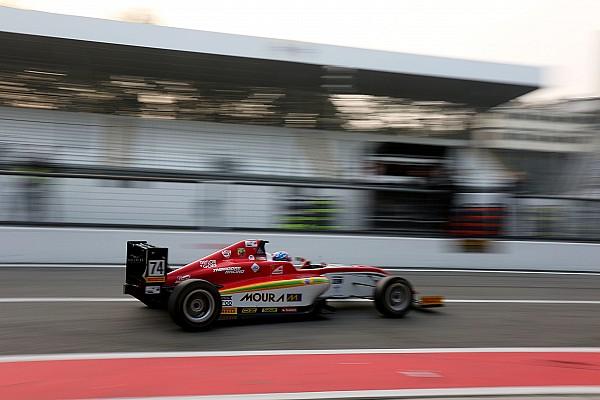 Formula 4 Noticias Enzo Fittipaldi termina segundo en la F4 alemana en Lausitzring