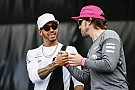 Формула 1 Хемілтон і Алонсо обмінялися коментарями в Instagram