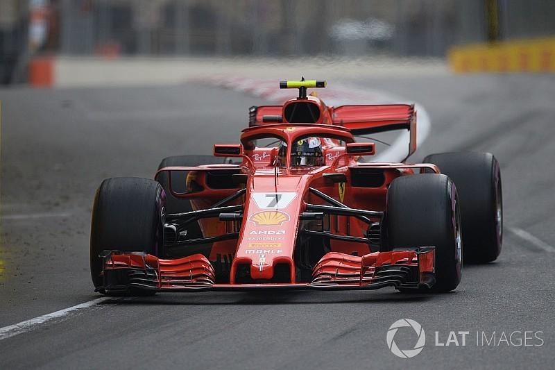 Mercedes: Raikkonen bir tehdit olabilir
