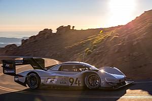 Las mejores historias de 2018, 20: el VW eléctrico conquista Pikes Peak