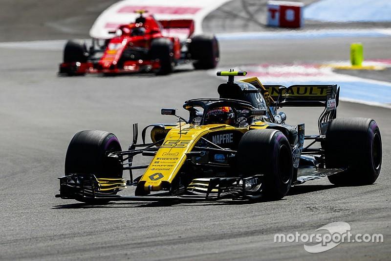 Renault: Ми зазнали збитків від боротьби лідерів