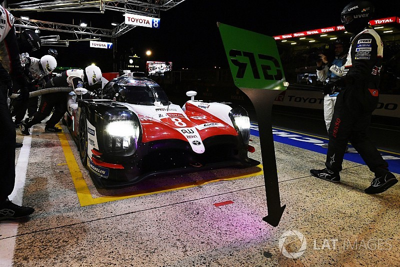 Le Mans 24h: Alonso bid derailed by Buemi's speeding penalty