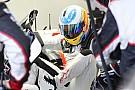 WEC Per Fernando Alonso primi 37 giri con la Toyota