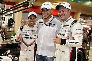 WEC Отчет о квалификации Porsche выиграла свою последнюю квалификацию в LMP1