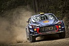 WRC Hyundai: Teilzeitprogramm für Paddon und Sordo in der WRC 2018