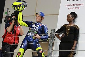 Б'яджі: Валентино - герой, бо залишиться у MotoGP до 41 року