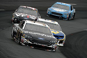 NASCAR Cup Breaking news Aric Almirola