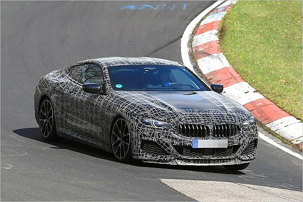 Automotive News BMW 8er 2018 zeigt neue Details
