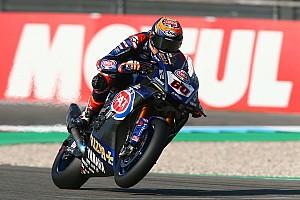 World Superbike Practice report Assen WSBK: Van der Mark sets practice pace on home soil
