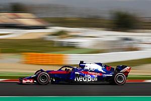 Formule 1 Réactions Gasly conclut ses essais sans aucun souci moteur