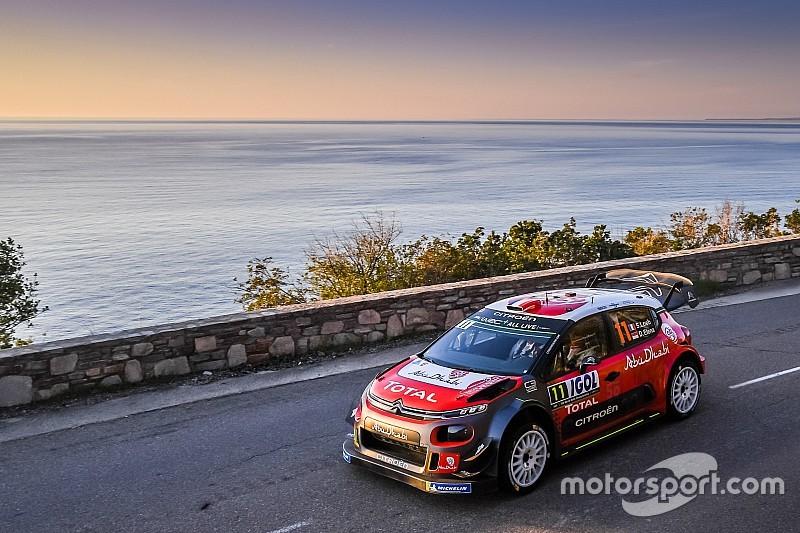 """Citroën """"ne veut pas"""" d'un Loeb à temps partiel en 2019"""