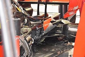 Forma-1 Elemzés Igazi mestermunka a Ferrari SF71H hátuljának kialakítása