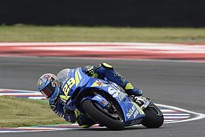 EL2 - Iannone surprend Márquez à la dernière seconde