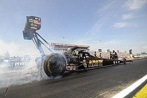 NHRA Race report Schumacher, Hagan, McGaha and Hines clinch US Nationals
