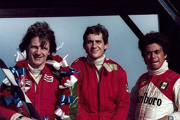 Ayrton Sennas erster erbitterter Rivale