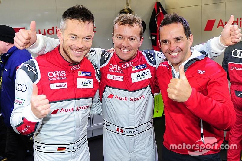 Пилоты Audi добились двойного успеха в квалификации