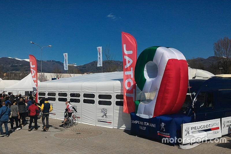 L'hospitality del team Peugeot Sport Italia è tutta nuova