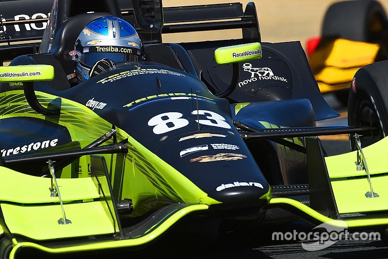 Kimball to remain at Ganassi for 2017
