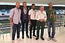 Компания Heineken представила первую рекламу с героями Ф1