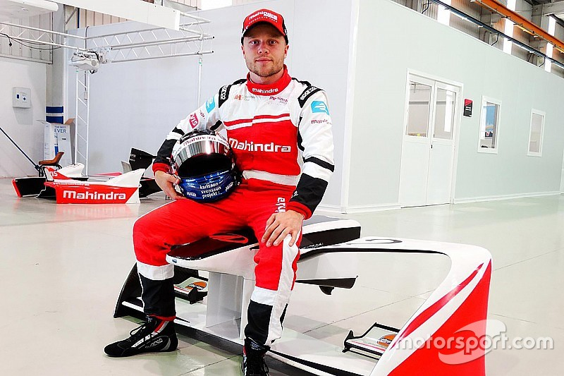 Felix Rosenqvist wird Teamkollege von Nick Heidfeld in der Formel E