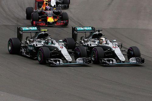 Стратег Mercedes: Росбергу нужна тысяча кругов, а Хэмилтону – два