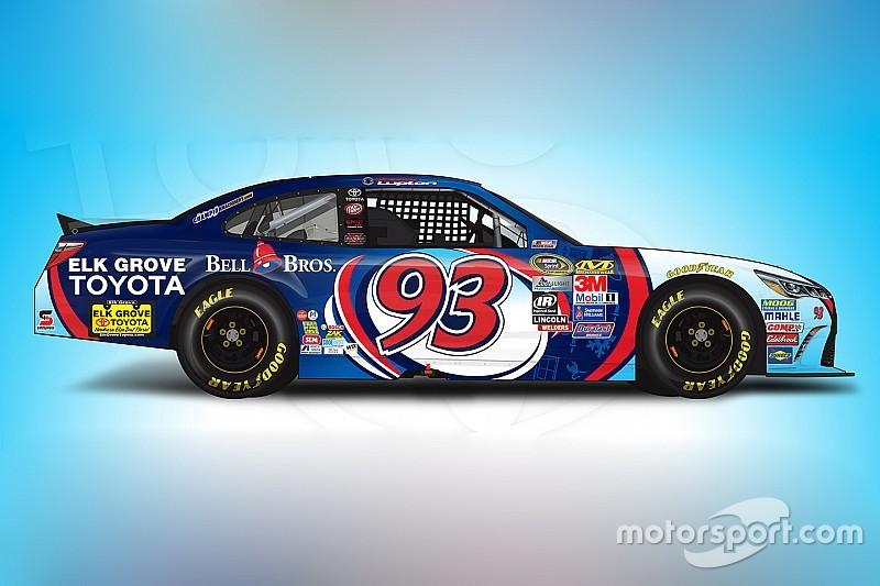 Dylan Lupton to make NASCAR Sprint Cup debut at Sonoma