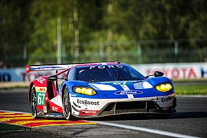 WEC Race report Spa provides extreme test of endurance for Ford Chip Ganassi Racing