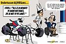 Cartoon van Cirebox - Straf voor Stroll...
