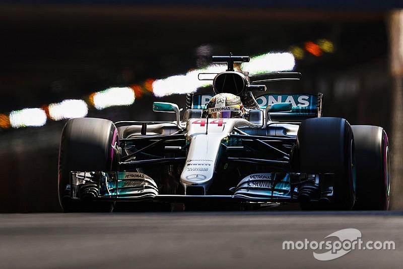 """Setup Grund für """"katastrophales"""" F1-Qualifying von Hamilton in Monaco"""