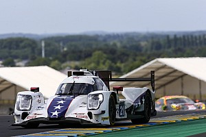 Le Mans Interview Le Mans rookie Rosenqvist not out to