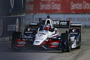 IndyCar Gara Graham Rahal conquista un successo mai messo in discussione a Detroit