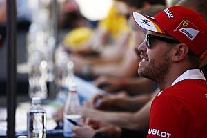 Vettel csak tesztelni akart a Pirellinek, nem érti mi ez a felhajtás...