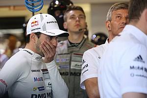 Le Mans 速報ニュース 【ル・マン24h】無念の1号車ポルシェ「本当に安全策で走行していたのに…」