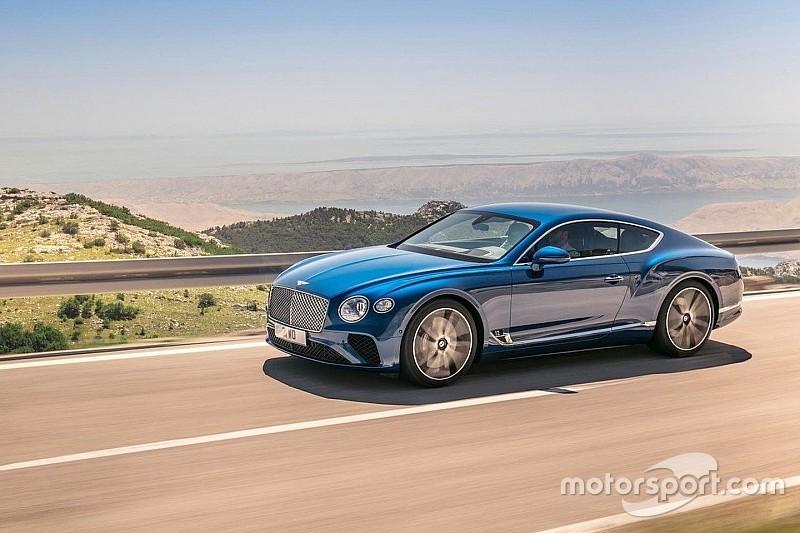 Bentley Continental GT, la terza generazione al Salone di Francoforte