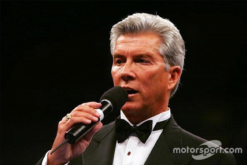 Lendário locutor de boxe anunciará pilotos no GP dos EUA