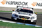 DTM Ди Реста повредил машину о дренажный люк на «Хоккенхаймринге»