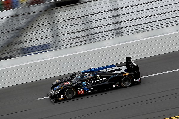 Daytona 24 Hours: Wayne Taylor Racing Cadillac tops night practice