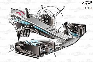 Teknik analiz: Mercedes dişini gösterdi