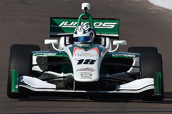 Toronto Indy Lights: Kaiser masterful to score Race 1 win