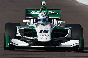 Indy Lights Race report Toronto Indy Lights: Kaiser masterful to score Race 1 win