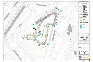 World Rallycross Breaking news Silverstone reveals 2018 World Rallycross track layout