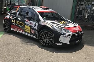Rallye suisse Actualités Rallye du Tessin: Kevin Gilardoni au top parmi les locaux
