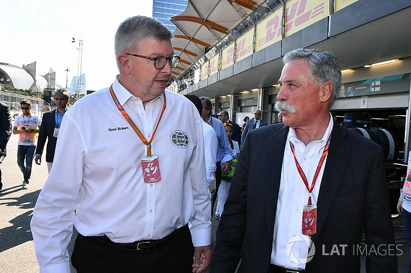 F1 to present vision of future to race promoters