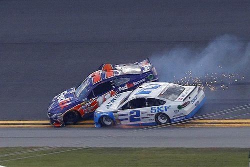 """Keselowski vows """"to make that move again"""" despite last-lap wreck"""